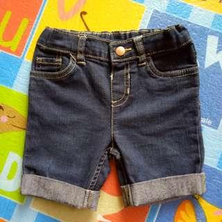 (BNEW) Denim Shorts (3T)