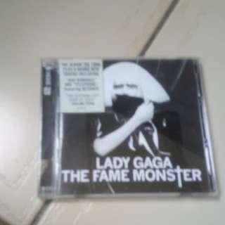 Lady Gaga cd