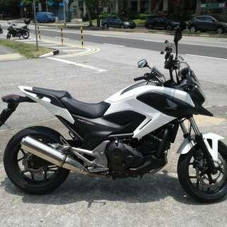 Honda NC750XA