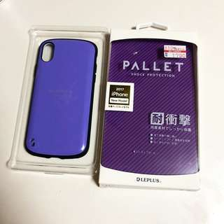Authentic Leplus Pallet Case for iPhone X from Japan