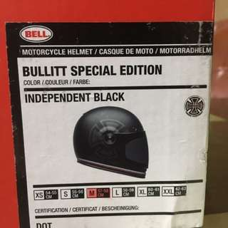BELL Bullitt 消光聯名款