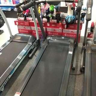 Richter Treadmill Enigma-S Bunga 0% Dp 0% Cukup Admin 199.000 Tanpa CC