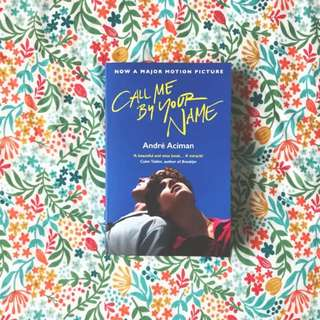 Brand New - Call Me By Your Name - Paperback