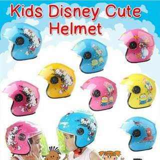 Kids Disney Helmet