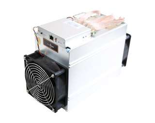 Antminer A3 with Bitmain PSU