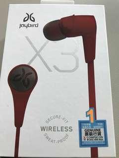 Jaybird X3 Wireless Earphone