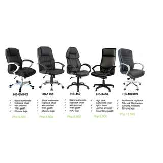 High Back Chair - office furniture - partition