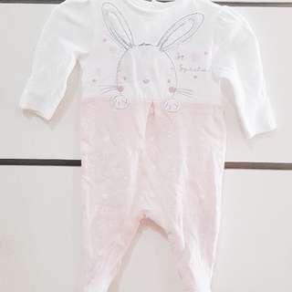 Mothercare Jumpsuit/Sleepsuit