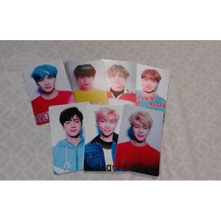 BTS LOVE YOURSELF UNOFFICIAL MD