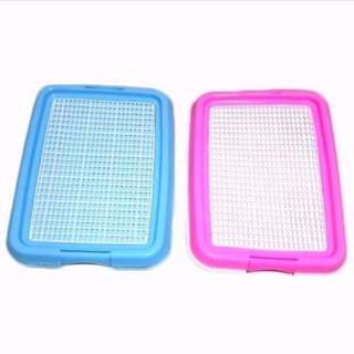 Like For Likes Pet Dog Pee Tray Toilet small only