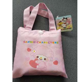 [INSTOCK] Sanrio Characters Foldable Recycle Bag