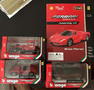 Ferrari mini cars