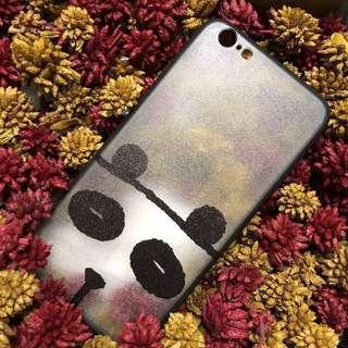iPhone 6/6s+ 熊貓手機殼🐼