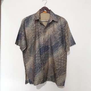 Kemeja Batik Satria