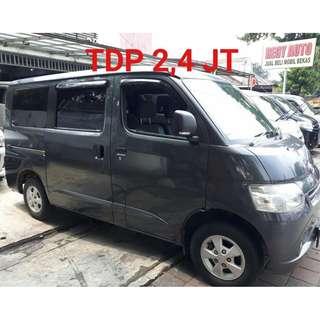 Daihatsu GranMax 1300-D 2015 Tdp 2.4 jt