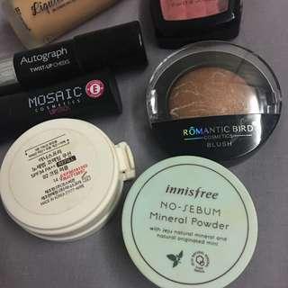 <giveaway> free makeup