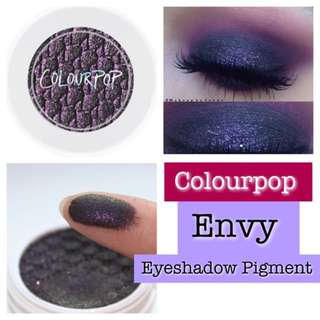 *CLEARANCE* 100% Authentic Colourpop Envy Pressed Super Shock Eyeshadow