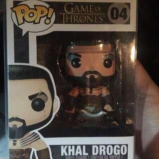 Funko Pop Khal Drogo