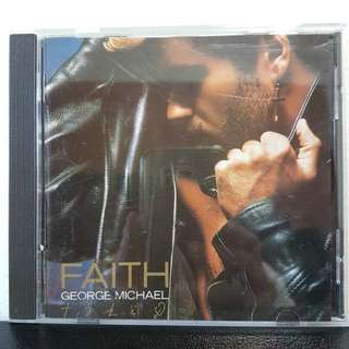 Reserved: CD> George Michael - Faith