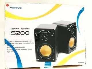 Lenovo Portable Speaker (S200)