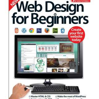 Web Design For Beginners 7th Ed – 2016 UK eBook