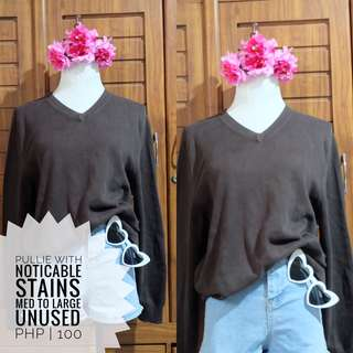 Sweater Longsleeves Preloved