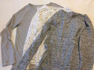NEXT 3 Pack Long Sleeved Tops **GIRLS ** 14yrs old