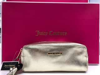 Juicy Couture Black Label cosmetic case