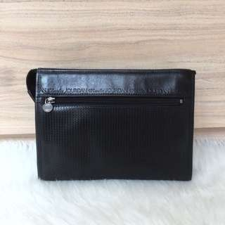 Preloved / Used / Second Clutch Charles Jourdan 100% Authentic