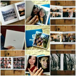 Customized Hardcover Photobook (PROMO! 75% OFF)