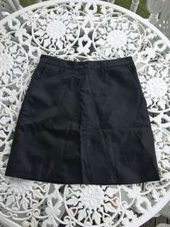Glassons leather skirt