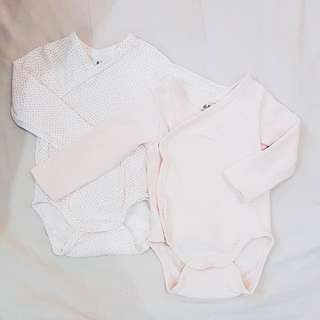 H&M Onesies Set of 2