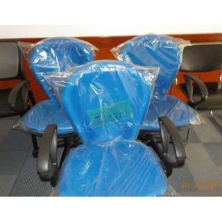 812TGA CLERICAL CHAIRS CUSTOM COLOR--KHOMI