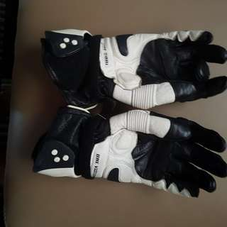 Alpinestars riding gloves