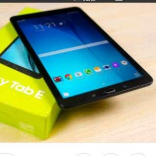 "Samsung galaxy tab e sm 561 9.6"" original hk version"
