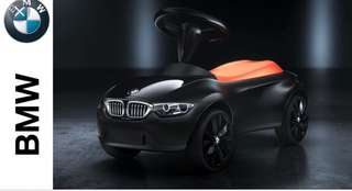 BMW baby car racer