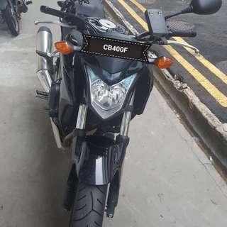 CB 400 F