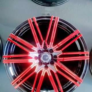 Velg JF LUXURY