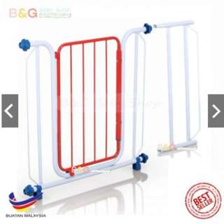 B&G Baby Safety Security Baby Gate Model 188