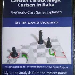 Carlsen in Baku (Chess)
