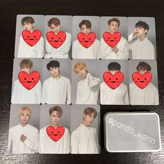 [UPDATE] WTS Caratland trading cards Set B