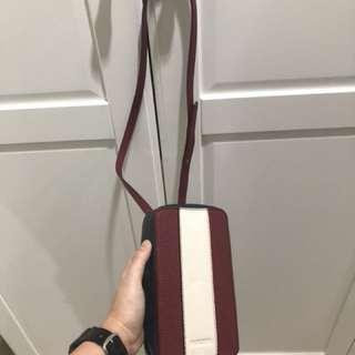 Mini sling wallet bag