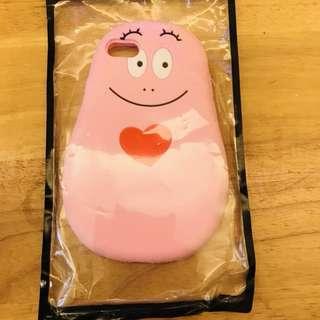 🚚 iphone7 泡泡爸爸手機軟殼