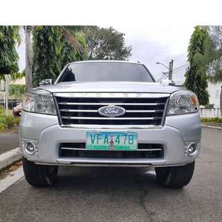 Ford Everest 2010 TDCI Automatic 4x2