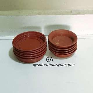 Flower Pot Plates