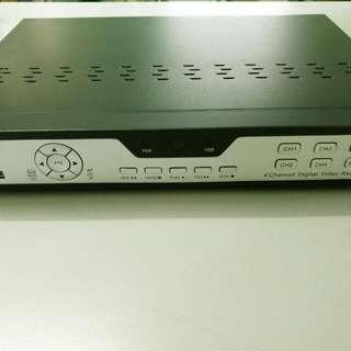 DVR CCTV 4 Channel 720p