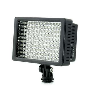 160 LED Studio Video Light for Camera Camcoder etc