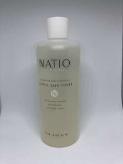 Natio gentle skin toner 250ml
