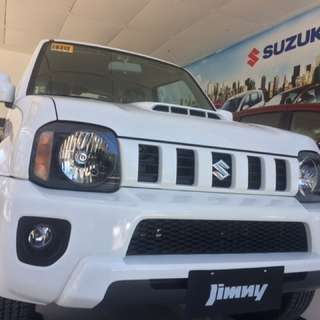 Suzuki Jimny White