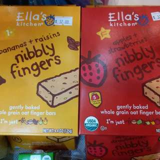 Ella's kitchen 美國有機幼兒果條 嬰兒飽肚健康小食